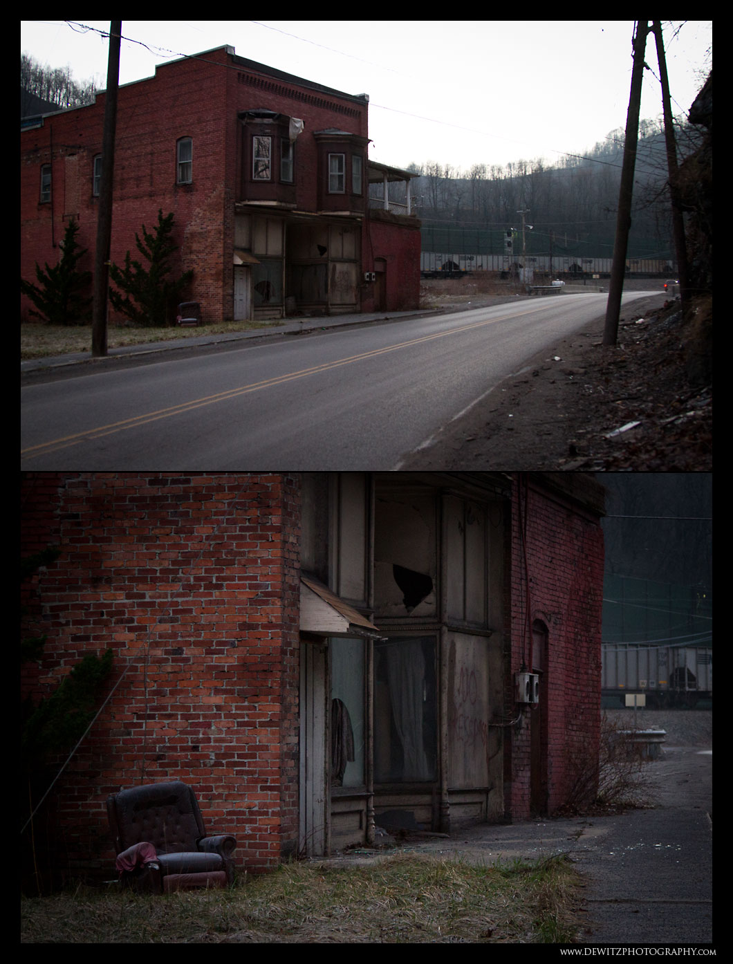 Abandoned Business in Keystone WV