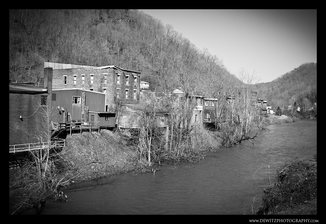 City of Iaeger WV