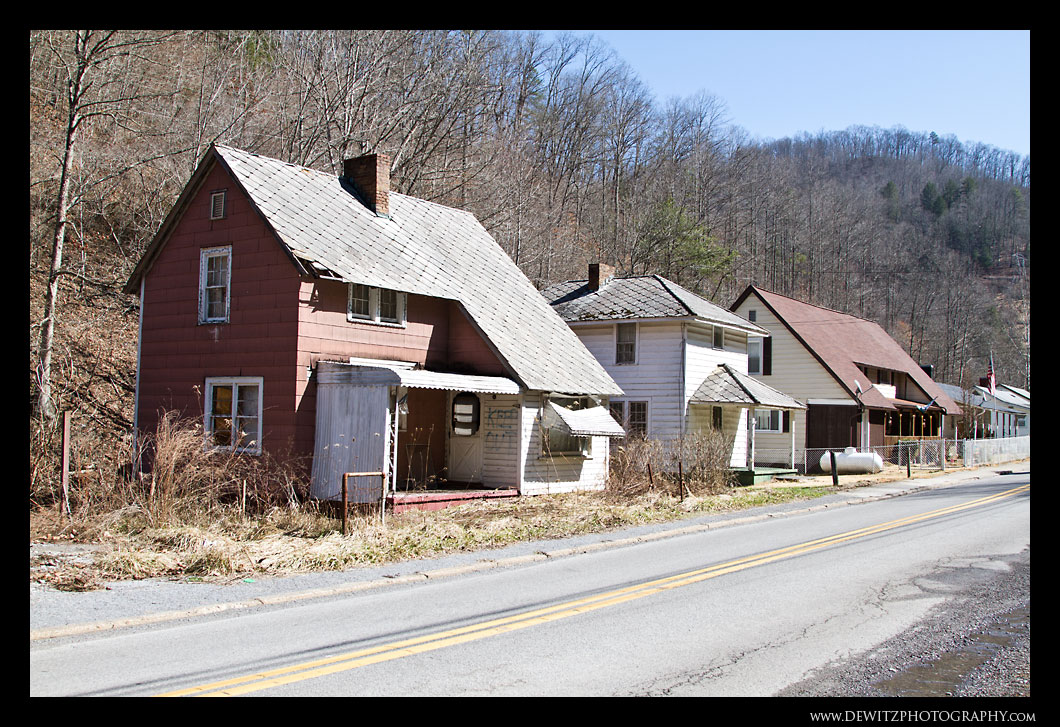 Homes in Coalwood WV
