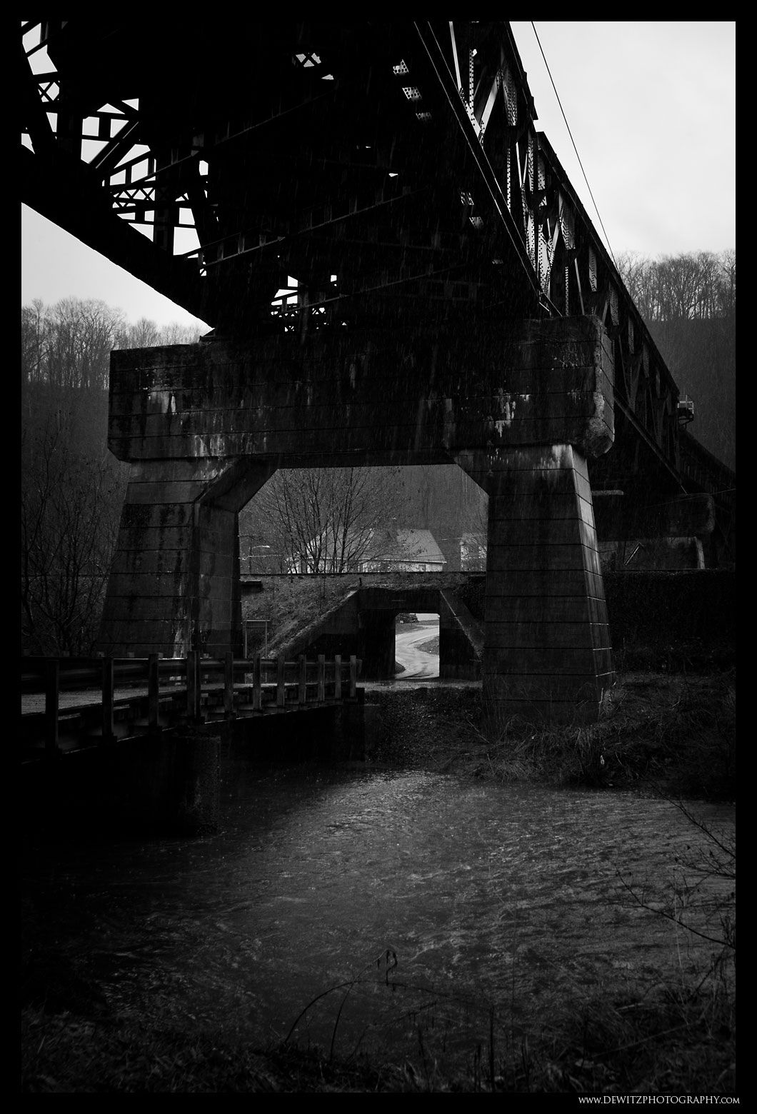 The Bridges of Coopers WV
