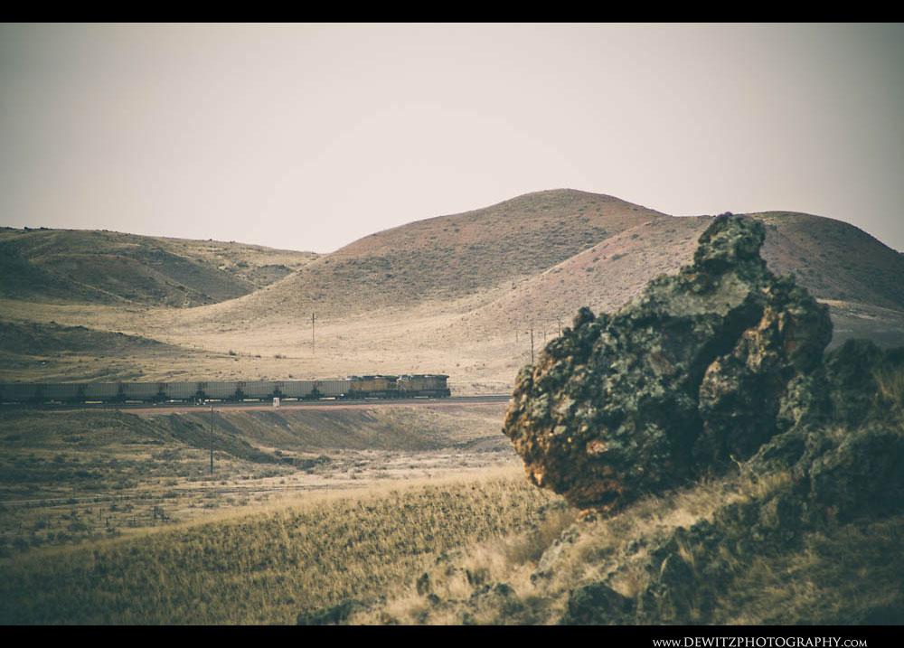 103Unique Rock Near Nacco Jct