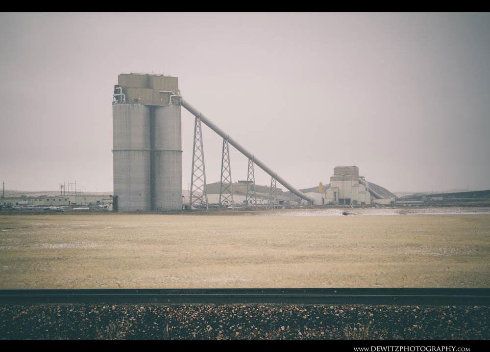 122Cordero Mine Complex and Silos