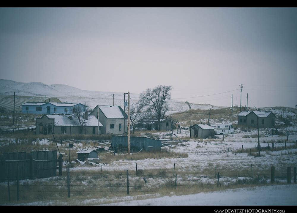 130Ghost Town of Shawnee Wyoming