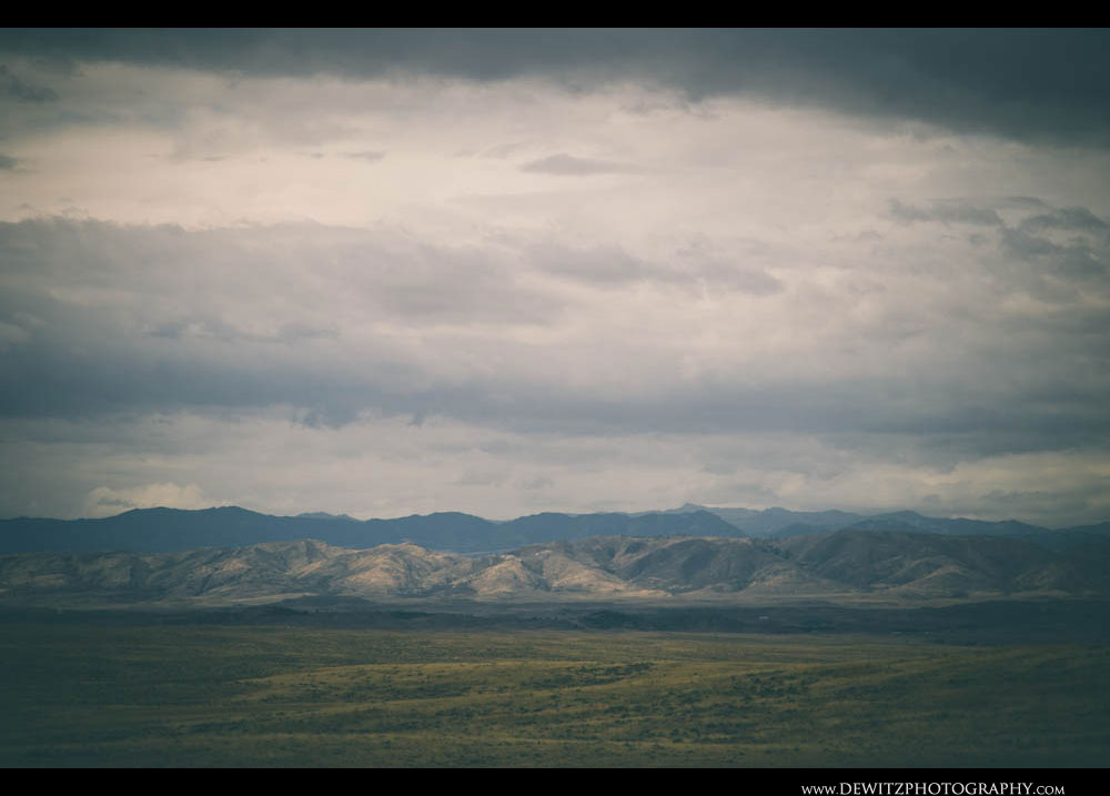 135Laramie Range South of Douglas WY
