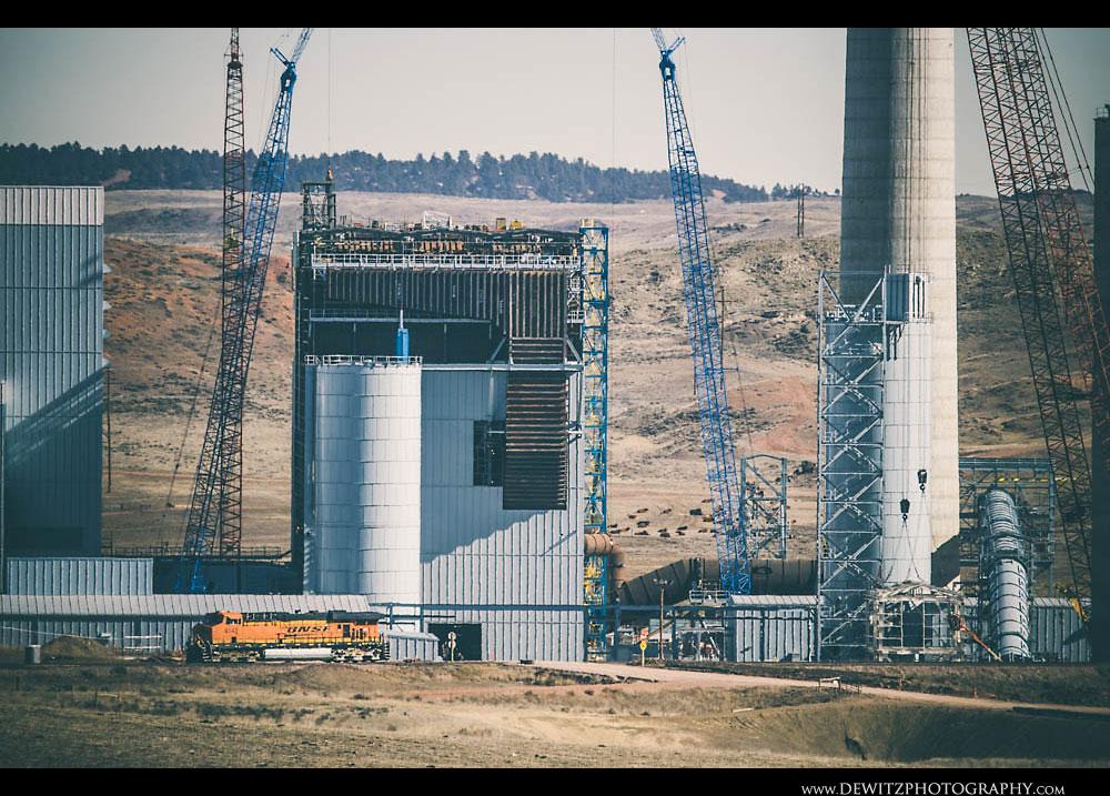 154New Coal Power Plant Under Construction
