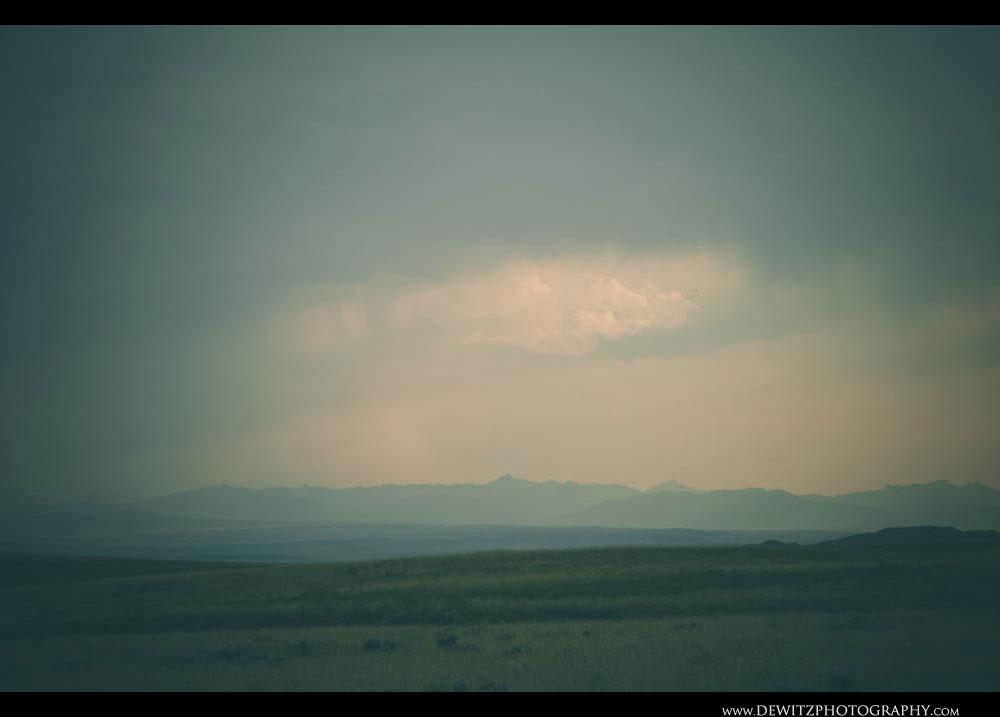 182Wyoming Mountain Range