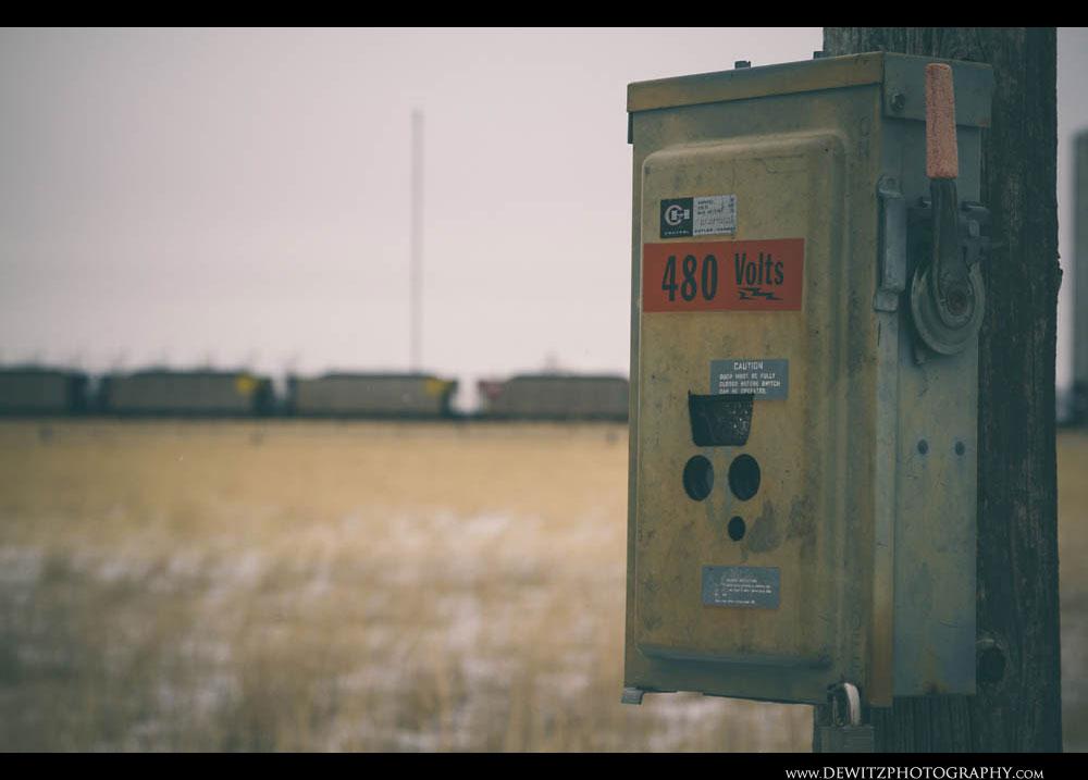 192480 Volt Power Box Sits Along the Orin Sub