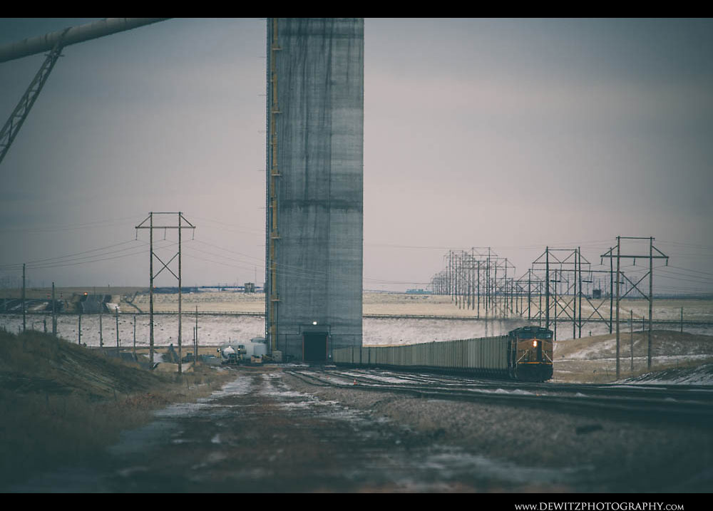 227Powerlines and Coal Silos
