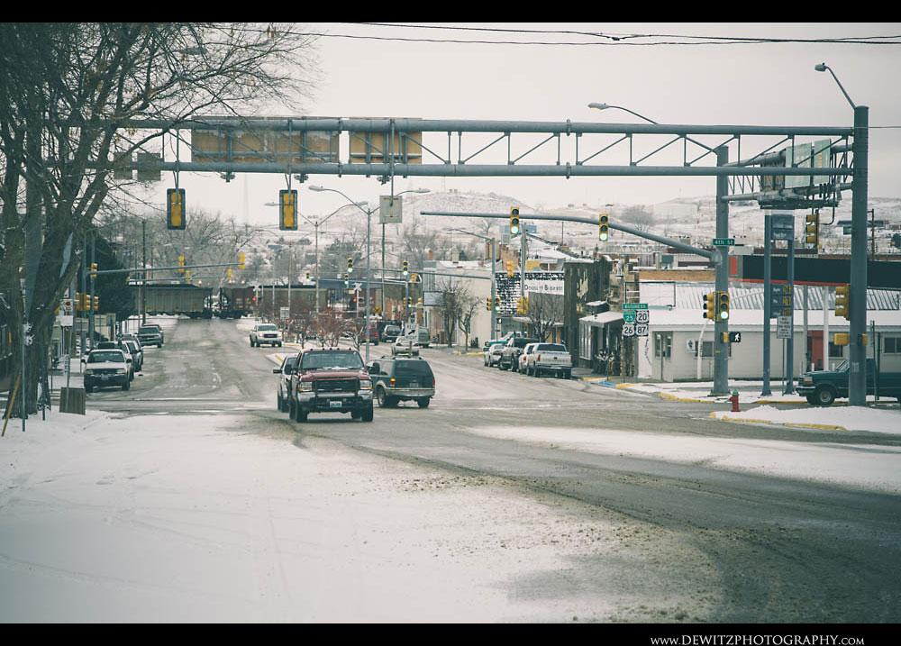 250Busy Railroad Crossing in Douglas Wyoming