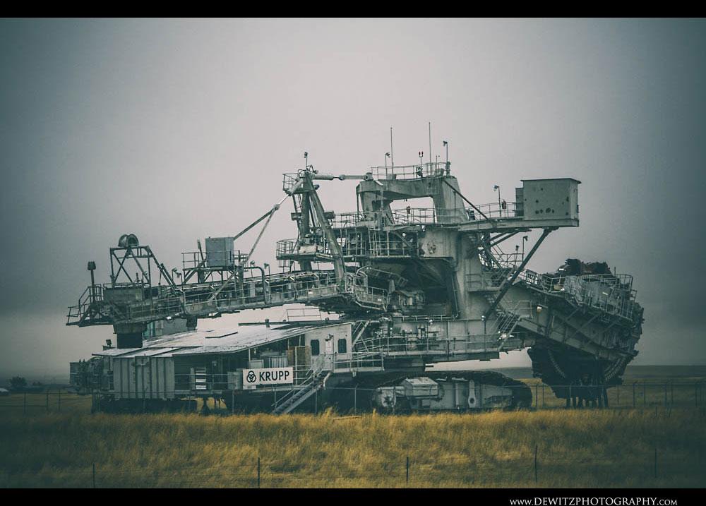 265Large Coal Mining Equipment Krupp