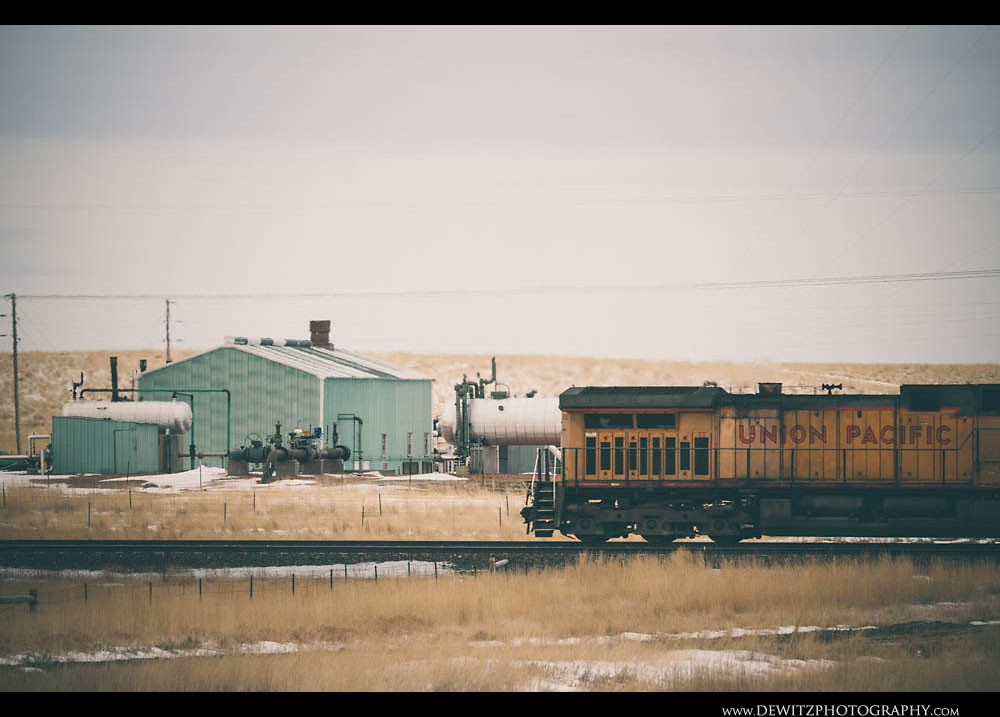 293Union Pacific and Gas Collection Facility