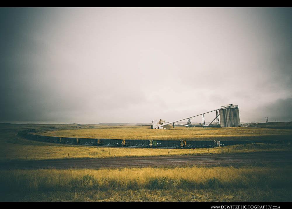 297Loop Track at Cordero Mine