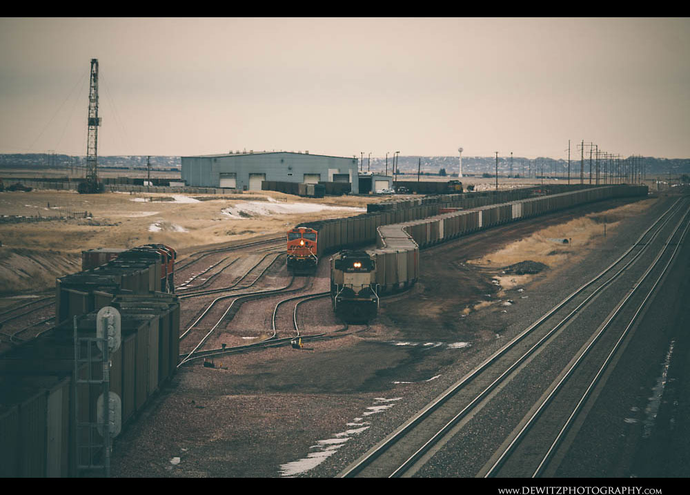 330Trinity Coal Car Shop in Bill Wyoming