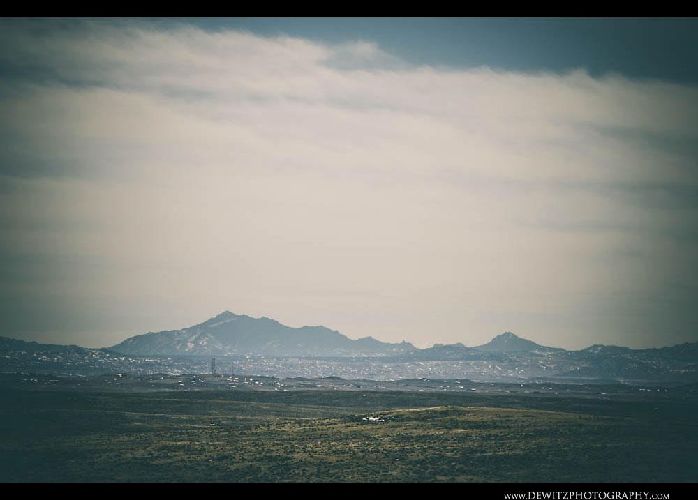 368Laramie Range Near Douglas Wyoming