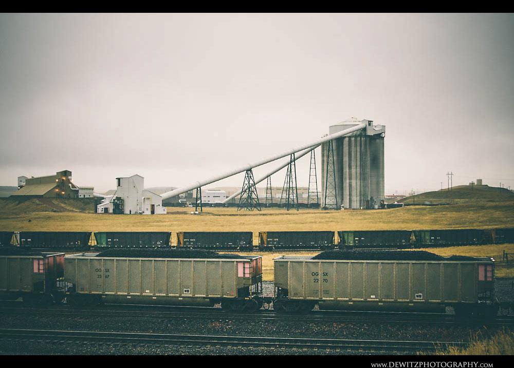42Cordero Mine and Coal Cars