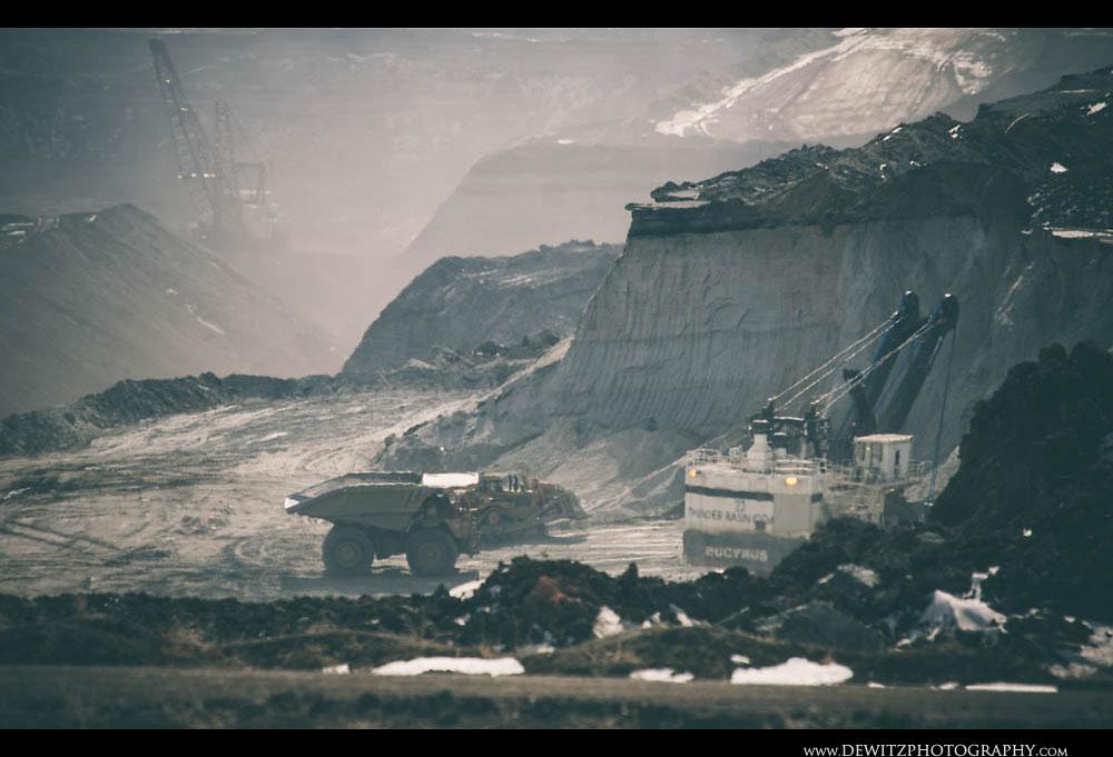 63Black Thunder Open Coal Pit