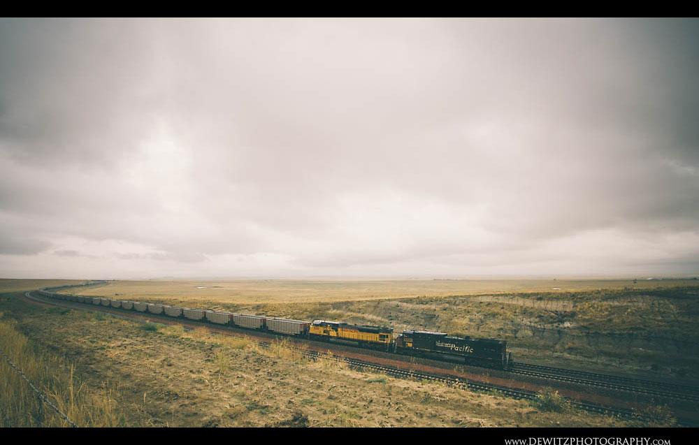 88Rain in the Powder River Basin