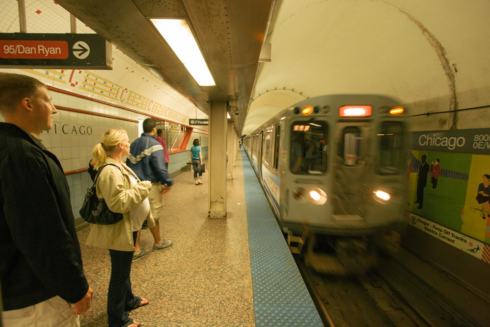 108Chicago Transit Authority L Train014