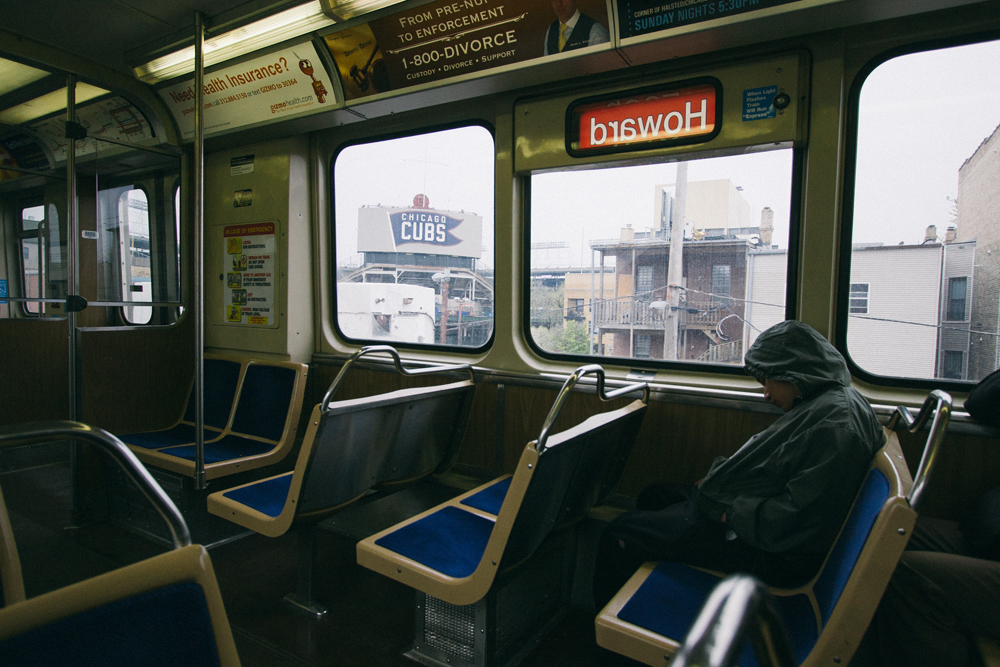 119Chicago Transit Authority L Train105