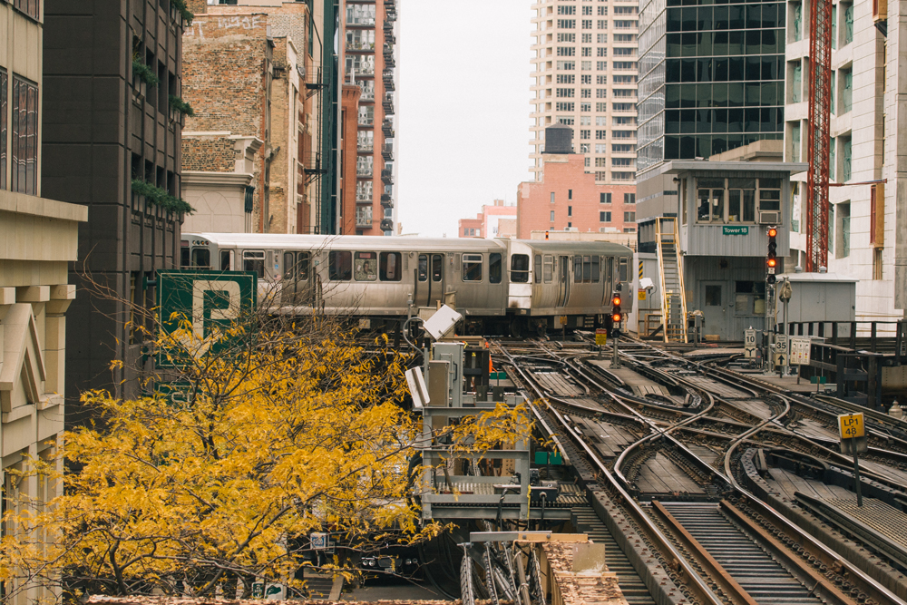 11Chicago Transit Authority L Train086