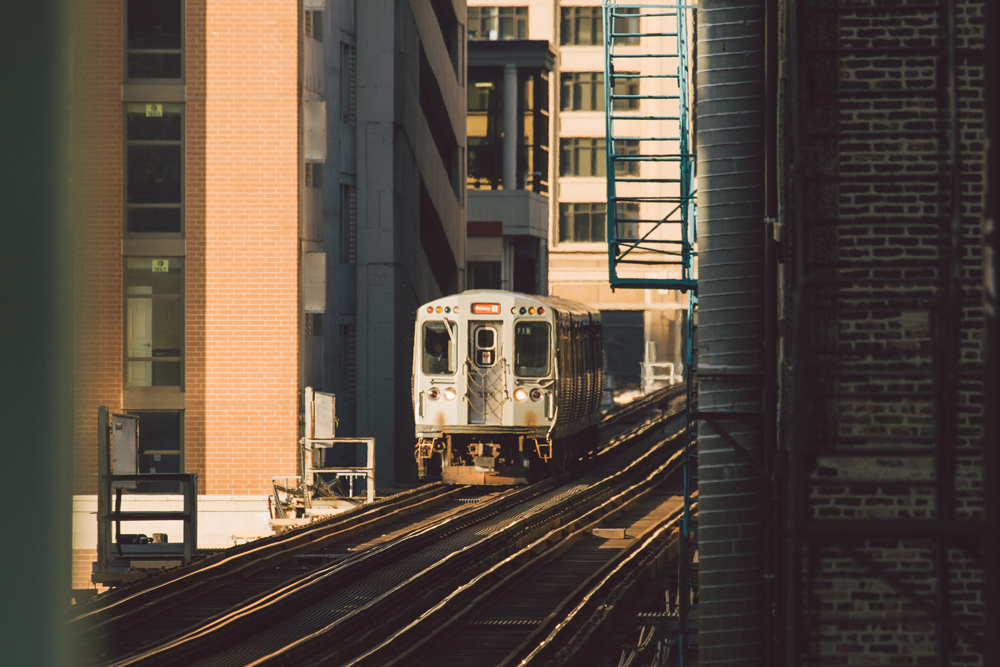 128Chicago Transit Authority L Train103