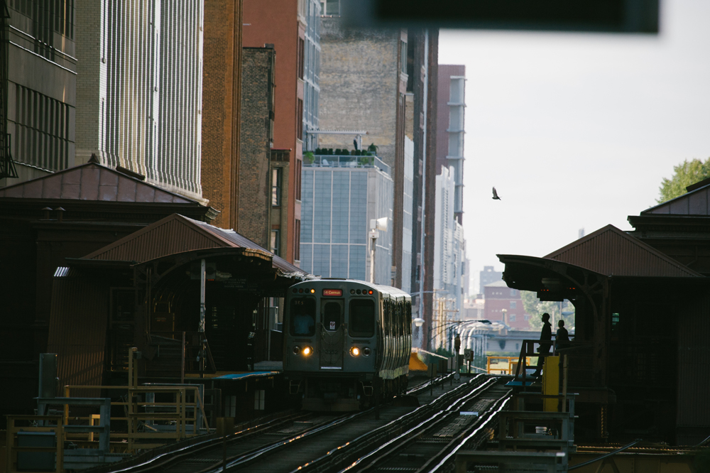 131Chicago Transit Authority L Train175