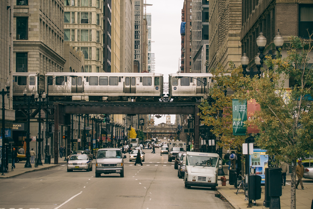 146Chicago Transit Authority L Train083