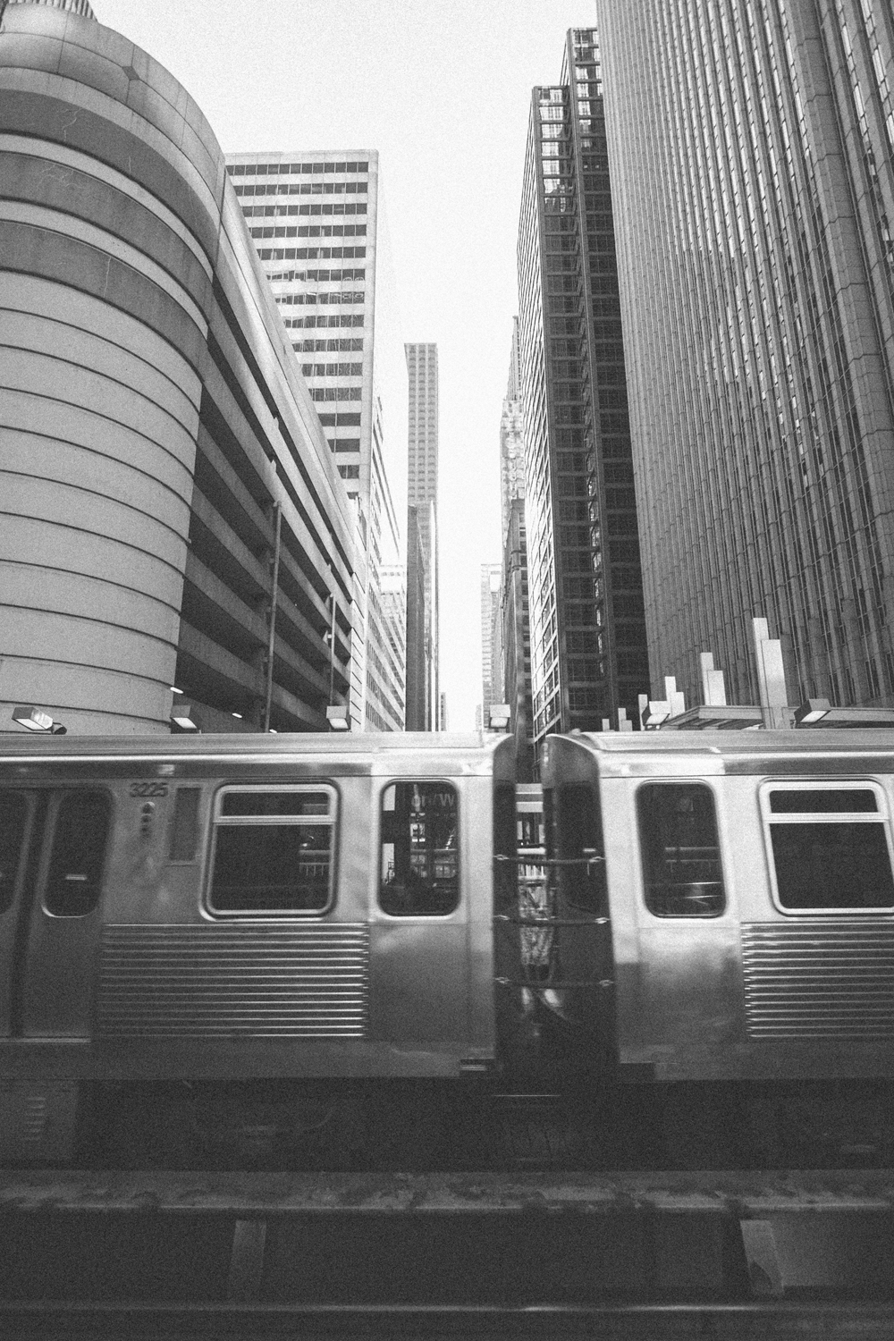 154Chicago Transit Authority L Train068
