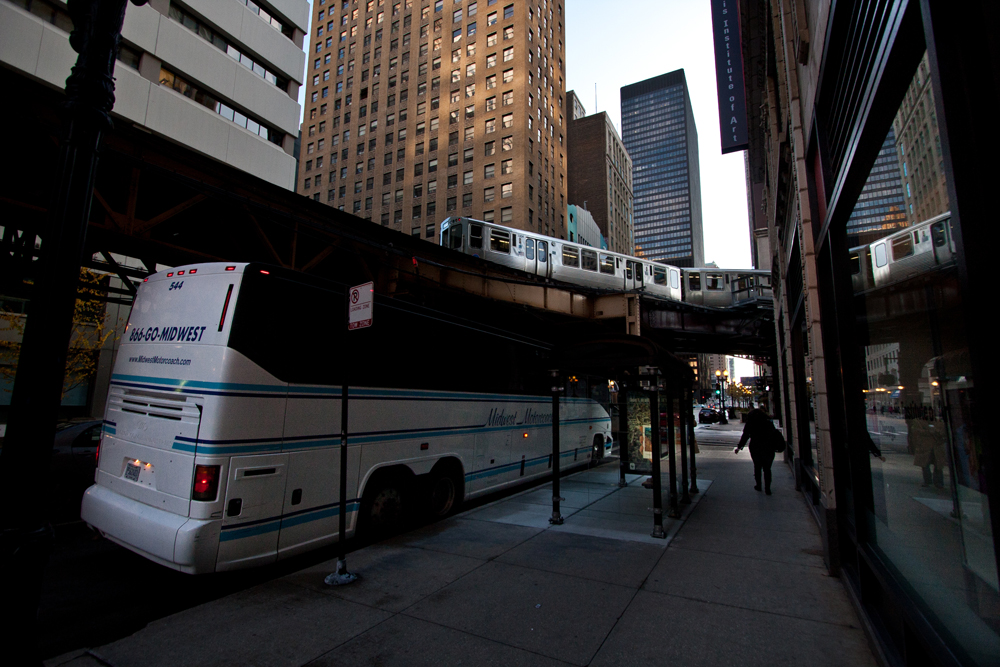 158Chicago Transit Authority L Train206