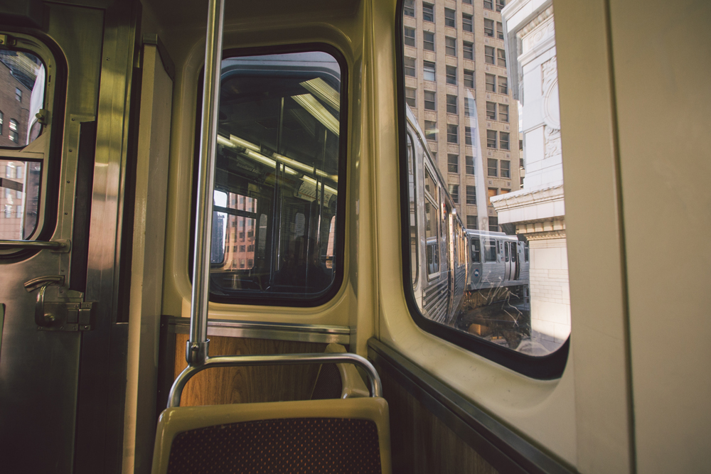 185Chicago Transit Authority L Train161