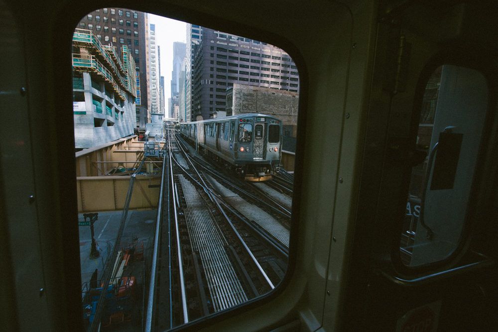 67Chicago Transit Authority L Train078