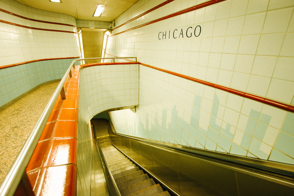 69Chicago Transit Authority L Train012