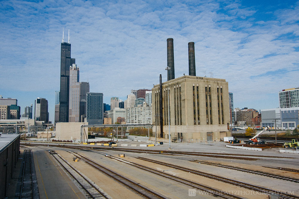 The Infrastructure that Feeds Chicago Union Station -  Union Station Powerhouse