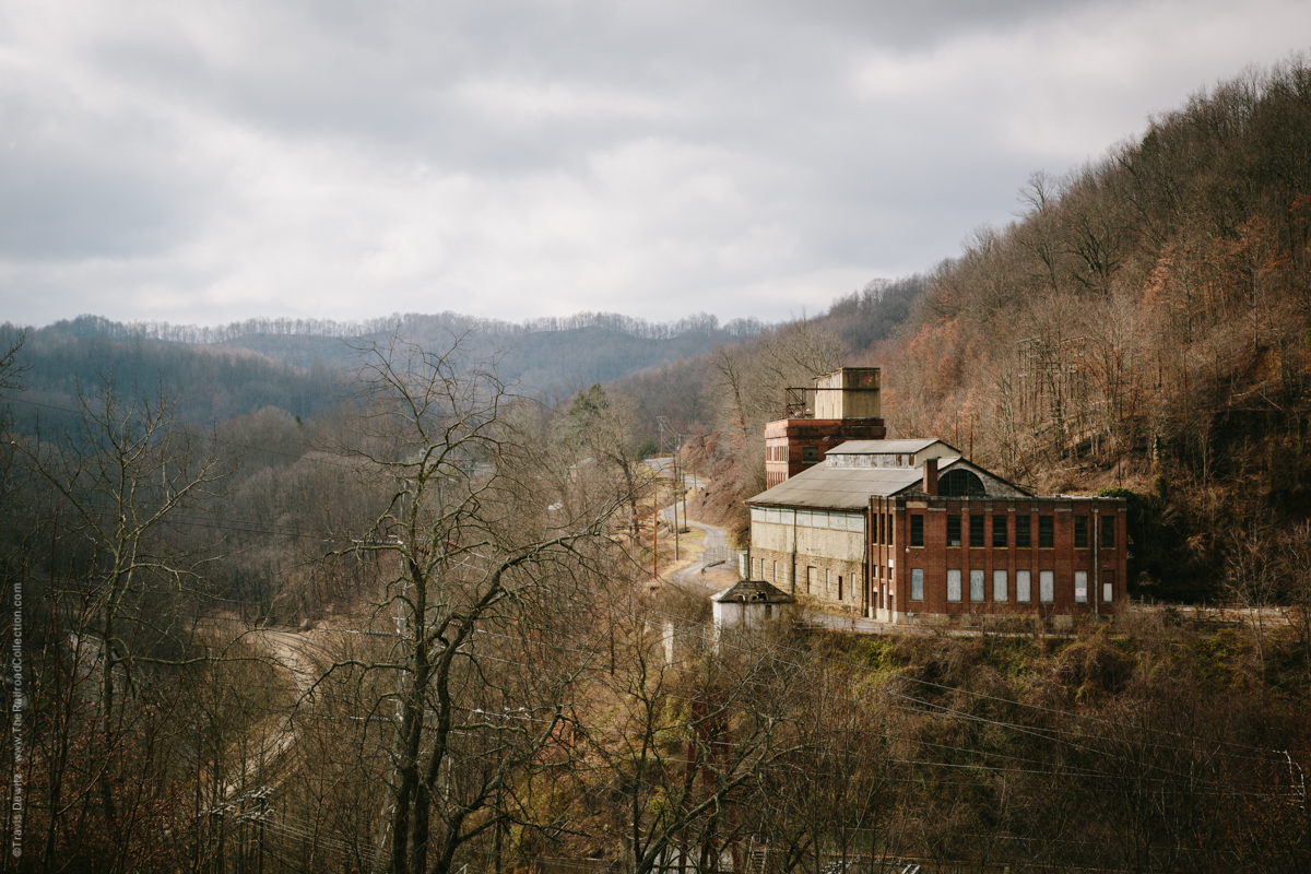 Powerhouse - Maybeury, WV