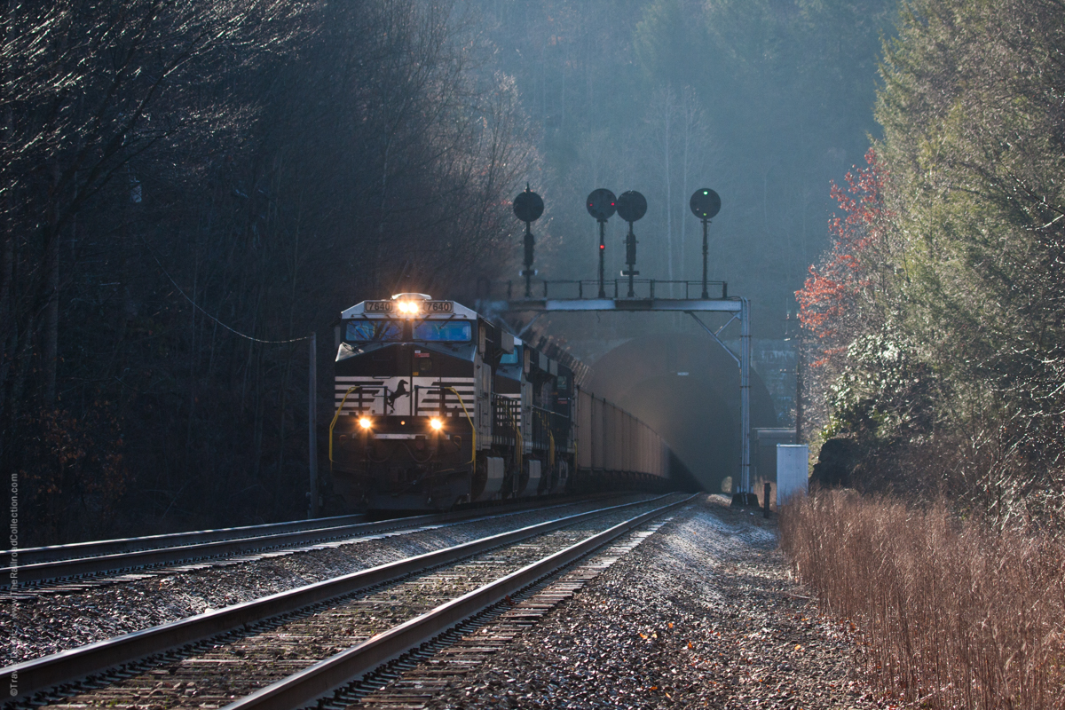 Elkhorn Tunnel - Maybeury, WV