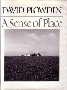a-sense-of-place-david-plowden-book-cover