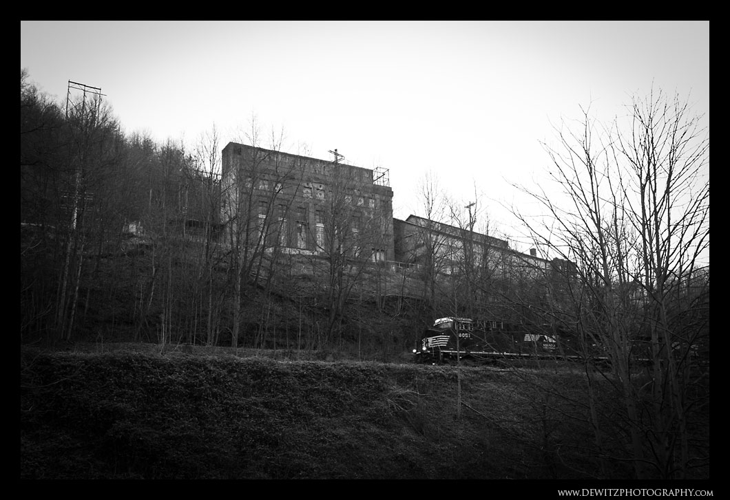NW Powerhouse in Maybeury WV