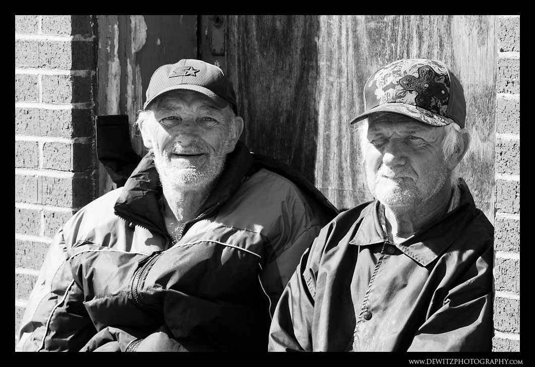 Two Brothers at Kimball WV