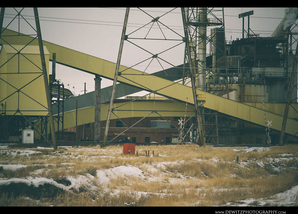 358Industrial Detail Photo of Wyodak Plant