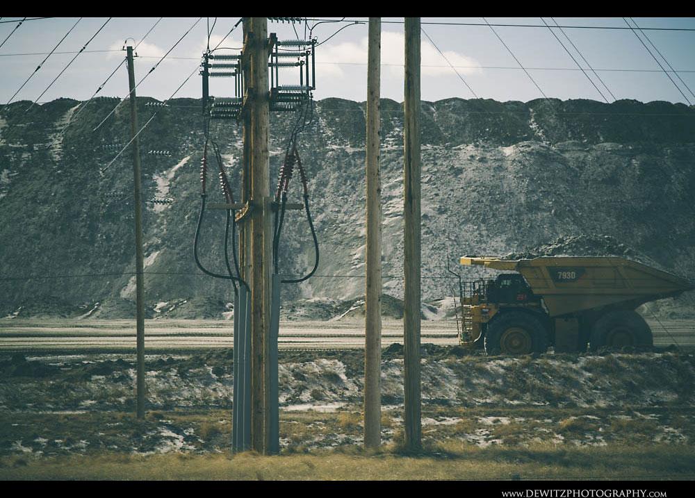 59Cat 7930 Coal Dump Truck