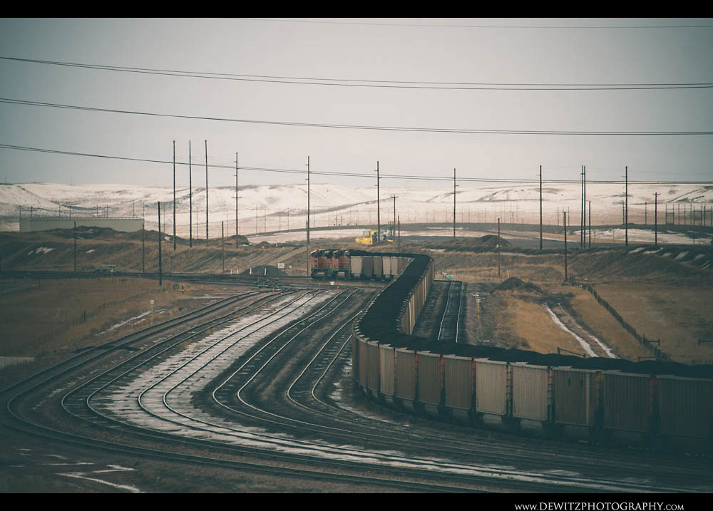 95Loaded BNSF Train Leaves Reno Sub