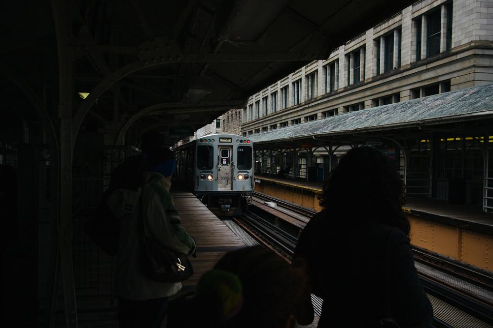 151Chicago Transit Authority L Train108