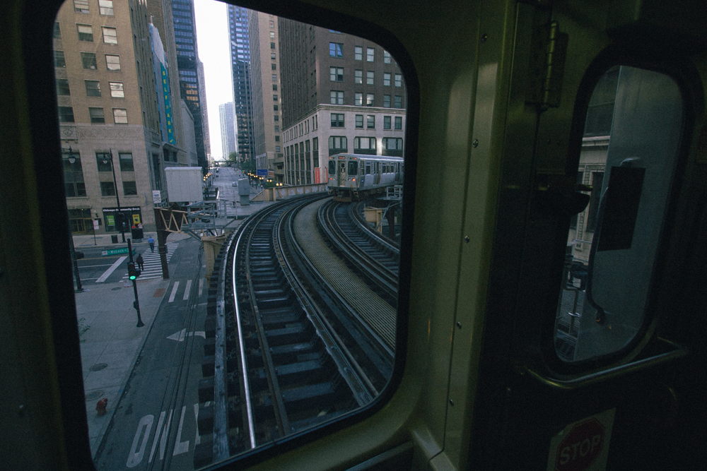 165Chicago Transit Authority L Train075