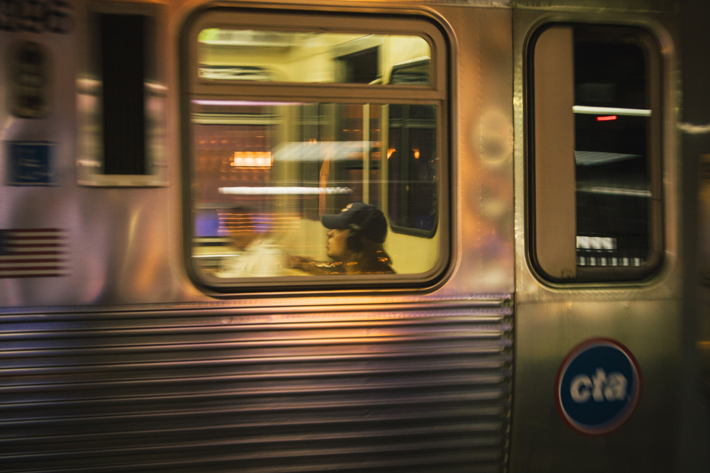 16Chicago Transit Authority L Train063