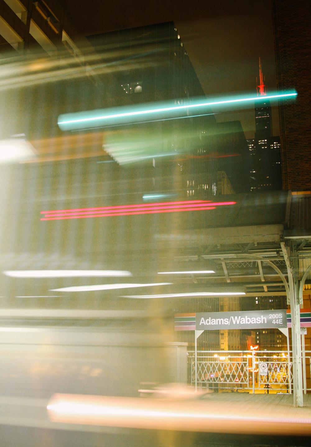 191Chicago Transit Authority L Train165
