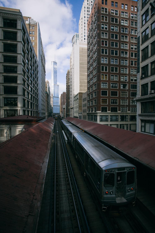 2Chicago Transit Authority L Train119