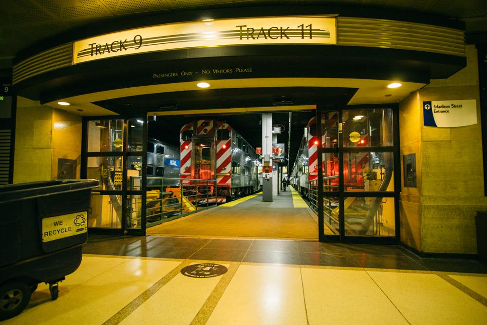 30Chicago Transit Authority L Train117