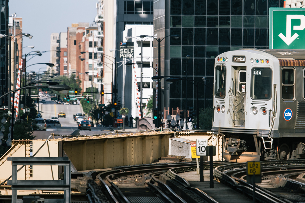 39Chicago Transit Authority L Train181