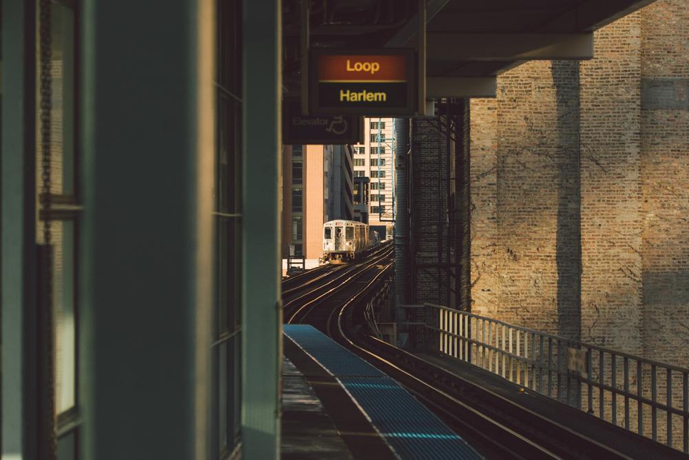 58Chicago Transit Authority L Train104