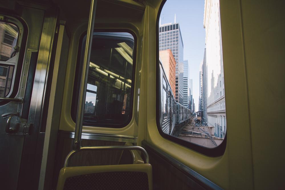60Chicago Transit Authority L Train162